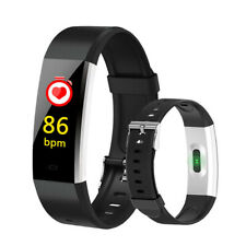 Bakeey V5 0.96inch Blood Pressure Heart Rate Monitor Pedometer Fitness Tracker