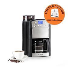 Kaffeemaschine Kaffeevollautomat mit Kaffeemühle Mahlwerk Timer LIMITED EDITION