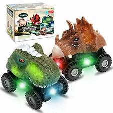 Dinosaur Toys for 2 3 4 Year Olds Boys,Niskite Dinosaur Car for Kids