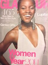 Glamour Magazine Lupita Genius Gifts December 2014 SEALED 101717nonrh