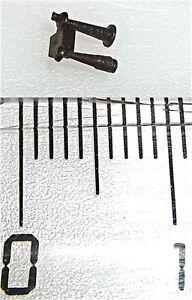 Signalhörner Accessory TT 1:120 For BTTB Locomotives Å