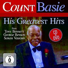 DVD CD Count Basie His Più grande Works CD e dvd Set