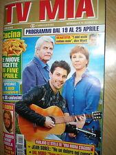 Tv Mia.Jean Sorel, Ottavia Piccolo & Riccardo Dal Moro,Darin Brooks di Beautiful