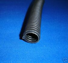 10 Mm o/dia Cable sleeving/conduit, Negro, 3 Mtrs