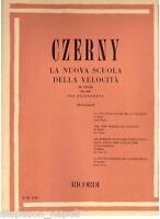 Czerny: Die Neu Schule Der Speed, 30 Studien Op.834 (Buonamici) - Memories