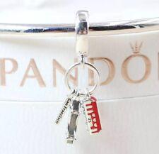 Pandora S925 ALE San Francisco Highlights Charm 797218EN09 +Tissue & Pop-up Box
