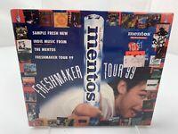 Mentos Freshmaker Tour 99 CD New Sealed