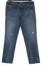 Gently Loved LOFT Distressed Boyfriend Jean, Sz. 25/0