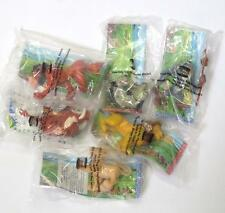 6 pc Lot Disney Lion King Toys in sealed packages Burger King 90's Figures