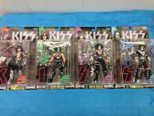 McFarlane Toys Kiss Ultra Action Figures set of 4 - Gene, Paul, Peter, Ace