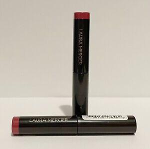 Laura Mercier Velour Extreme Matte Lipstick Shade Fresh 2 x 0.42g Travel Size