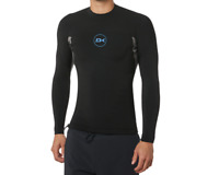 Dakine BNWT 1mm Neo Flatlock LS Wetsuit Vest Men's Size XL