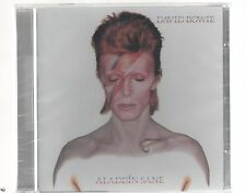 DAVID BOWIE ALADDIN SANE CD EDITORIALE SIGILLATO!!!