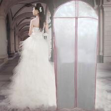 175 58cm Aufbewahrungstasche Deckel Kleider Schutzhülle für Hochzeitskleid Kleid