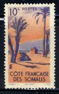 1947 Somali Coast (Djibouti) 10c Sc#248 A30 MNH OG