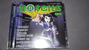 GOTCHA VOL. 2 Alcazar, O-Town, Hermes House Band, Westlife, ua Pop CD 20 Trx NEU