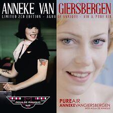 ANNEKE VAN GIERSBERGEN - AIR & PURE AIR 2 CD NEUF