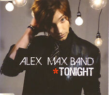 Maxi CD - Alex Max Band - Tonight - #A2111