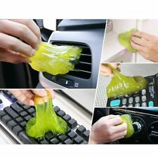Magic Dust Remover Cleaner Hair Pet Clothes Fabric Gel Car Keyboard Desk Sweeper