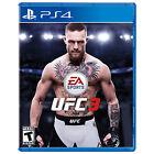 EA Sports UFC 3 PS4 [Factory Refurbished]