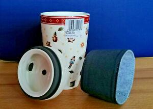 Villeroy & Boch Toys Delight To go Becher umweltverträglich  Weihnachtsgeschenk
