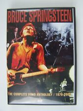 Bruce Springsteen - The Complete Video Anthology 1978-2000 DVD