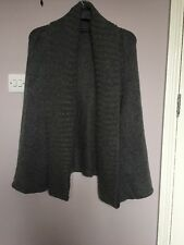 BNWOT French Connection Knitted Cape Size M