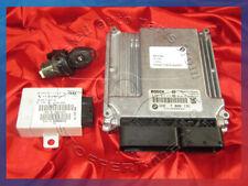 BMW E53 E83 X5 X3'ies 3.0d M57N DIESEL ENGINE SET ECU UNIT DDE EWS 4.3 LOCK KEY