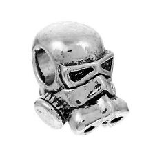 Star Wars BEAD Stormtroopers Lanyard Knife Torch Flashlight Paracord charm C1