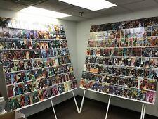 Iron Man Marvel 319 Lot Comic Book Comics Set Run Collection Box