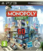 Monopoly Streets Kids Game for PS3 PlayStation 3 New Factory Sealed FAST POST*