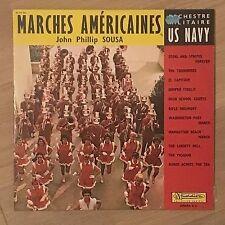 Vinyle 33 Tours - John Philip Sousa - Marches Americaines - 30CV962 - LP Rpm