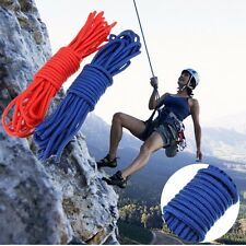 Polypropylène Corde Climbing Rope Camping Escalade Sauvetage Nylon 6MM Round 10M