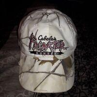 Cabelas Realtree Camo Hat