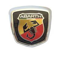 735496473 Stemma Emblema Fregio Posteriore Originale Abarth 500/595/695