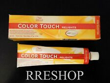 Wella Color Touch Relights Red Semi-Permament Hair Color (Choose Your Color)