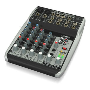 Behringer Premium 8 Input 2 Bus Mixer with XENYX Mic Preamps/Compressors/British