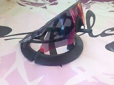 oakley mumbo m- frame sungl.. crystal black frames positive red iridium