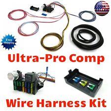 1937 - 1941 Chevy Wire Harness Fuse Block Upgrade Kit rat rod hot rod street rod