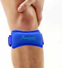 Actesso Blue Patella Knee Strap Support – Pain Relief- Runners Osgood Schlatter