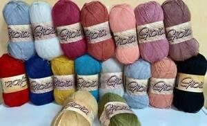 lana gomitoli lana 100 grammi lurex laminata lana gioia 460 metri acrilico
