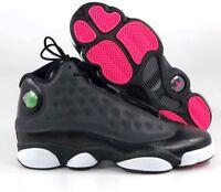 Nike Air Jordan 8 VIII Retro BG GS Bred Black Red Grey 305368-022 4.5Y-5Y Youth