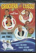 Crociera di lusso (1948) DVD