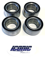 10-16 Polaris Ranger 800 4x4 6x6 XP EFI Crew BOTH Front and Rear Wheel Bearings
