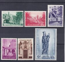 timbres belge no 946-a 951  neufs °°