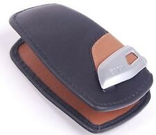 BMW F01 F02 F06 F07 F10 F11 F12 F13 LEATHER CASE KEY FOB COVER HOLDER BROWN