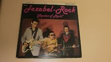 JEZEBEL ROCK ..ROUTES OF ROCK..25 CM..SERIE BIG BEAT RECORDS. 1980