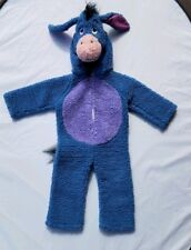 Eeyore Halloween Costume Girls Boys Size 12-18 Months