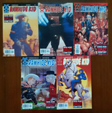 Rawhide Kid #1-5 - Complete Set Series Marvel MAX Parental Advisory Label - 2003