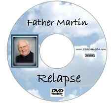 Father Martin Relapse AA ALCOHOLICS ANONYMOUS DVD FREE SHIPPING RARE